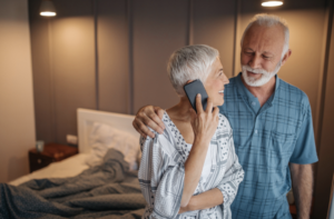 Keeping in Touch with Your Elderly Loved Ones