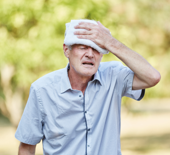 Summer Heat Dangers for the Elderly