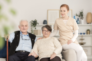 The Emotions That Go With Caregiving