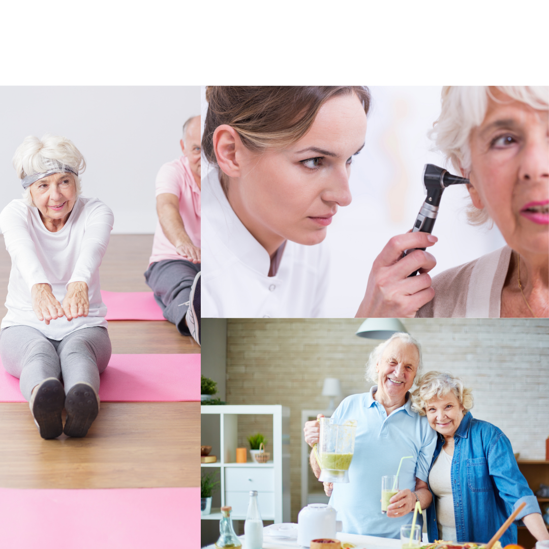 September is Healthy Aging Month – Live it Up!